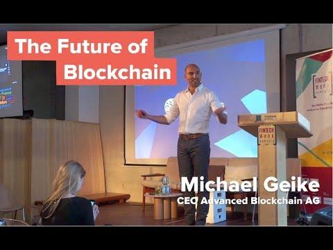 The Future of Blockchain   Advanced Blockchain AG