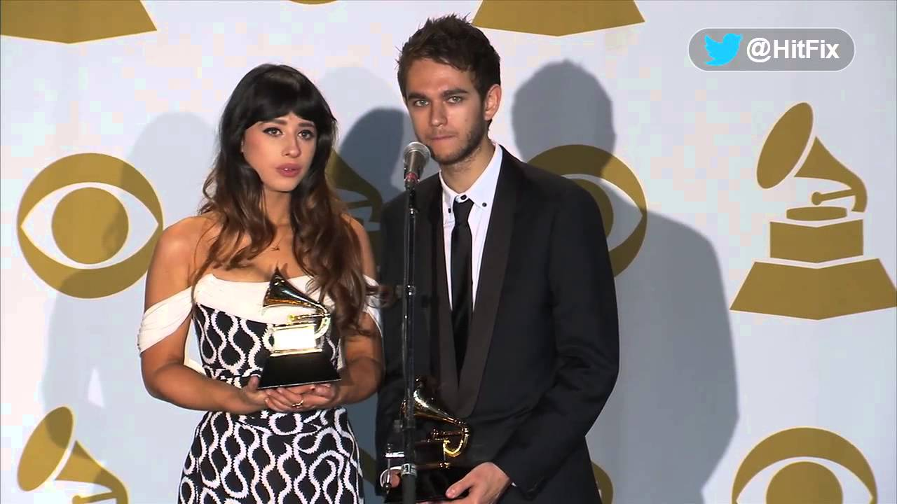 Zedd and Foxes on the modest beginnings for Grammy Award ...  Zedd and Foxes ...
