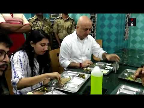Anupam Kher Visits FTII Campus After Being Appointed As The Chairman