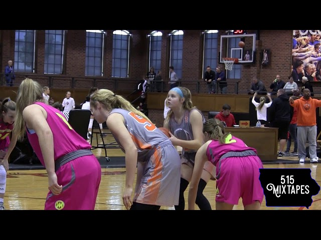 Chloee Hayes is a Playmaker (360 Select #3)