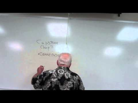 Dawalt lectures Civil Cases and Criminal Cases explained Capstone 7