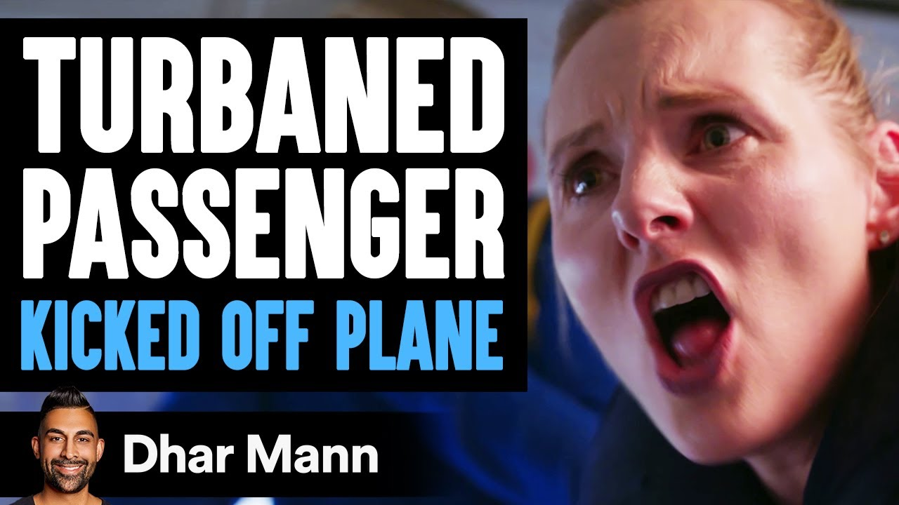 Download Man With TURBAN Kicked OFF SEAT, What Happens Is Shocking | Dhar Mann