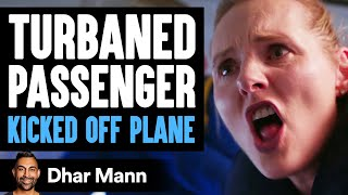 Man With TURBAN Kicked OFF SEAT, What Happens Is Shocking | Dhar Mann