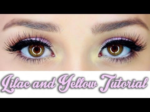 5e7dfd4d23c Lilac and Yellow Eye by Karissa Pukas
