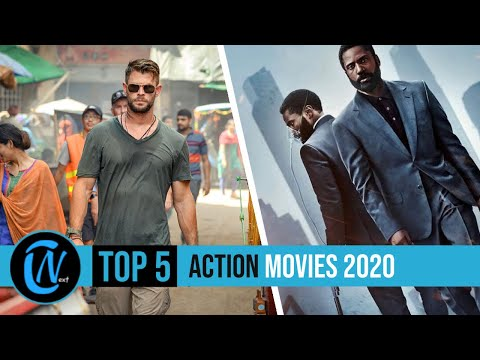 Top 5 Best Action Movies of 2020