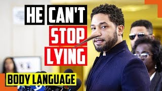Why Jussie Smollett's Backdoor Deal Is Your Final Proof He Staged His Attack – Body Language Secrets