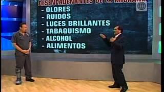 Dr. TV Perú (09-09-2014) - B1 - Tema Del Día: Dolor De Cabeza