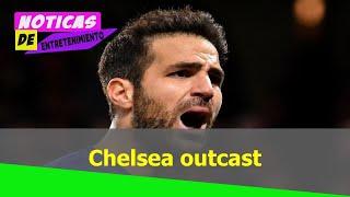 Chelsea outcast Cesc Fabregas 'in talks with AC Milan' over sensational January transfer