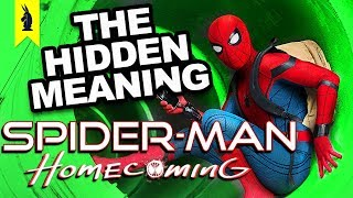 The Hidden Meaning in Spider-Man: Homecoming – Earthling Cinema