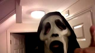 Halloween Scream Mask
