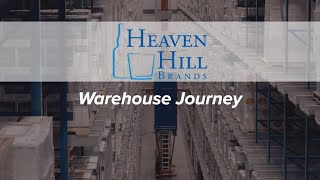 Automated Warehouse Tour at Heaven Hill Distillery