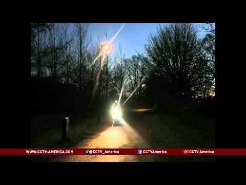 Denmark laboratory shows off latest energy saving street lamps