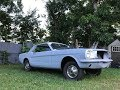 In My Patio Mustang 1964 1/2 (My Story