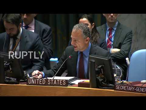 UN: Staffan De Mistura briefs UNSC after meeting Syrian FM Muallem