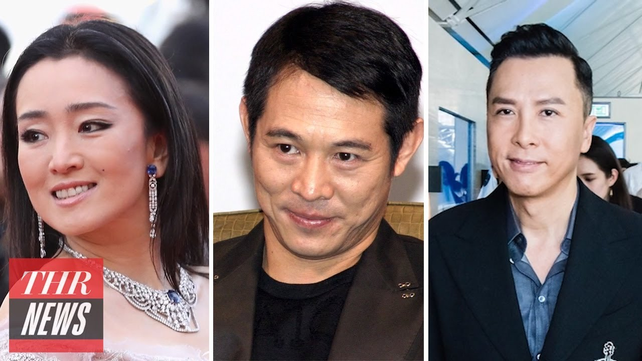 Mulan Gong Li Jet Li And Donnie Yen Join Live Action Film Thr News Youtube