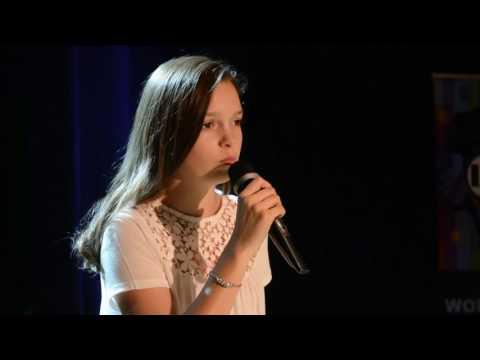 Eva Cassidy - Autumn leaves (cover by Julia Słowikowska)