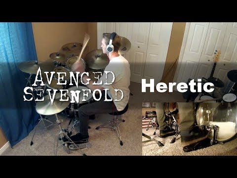 Avenged Sevenfold | Heretic | HD Drum Cover by Alec Halpin