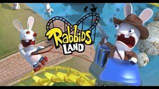 Rabbids Land Wii U Live #2