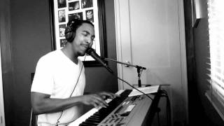 "Kanye West - ""I wonder"" (Lance Drummonds Cover) (original lyrics)"