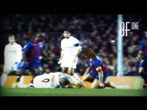 Goodbye Carles Puyol - The Best Wall Of Barcelona _ HD.mp4