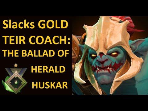 Slacks Gold Tier Coaching: The Ballad Of Harold Huskar