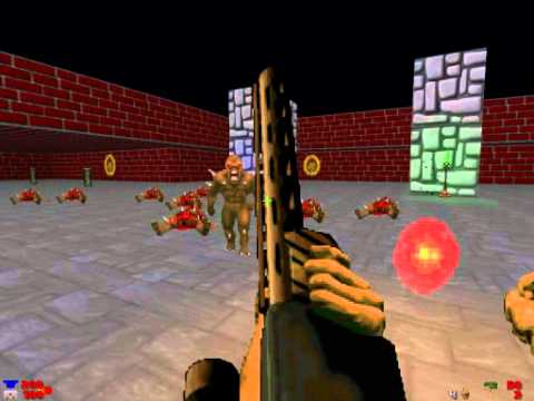 Weapons Collaboration - Old ZDoom Mod - YouTube
