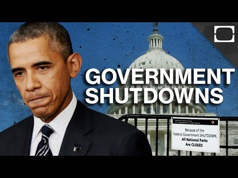 Do Government Shutdowns Work?