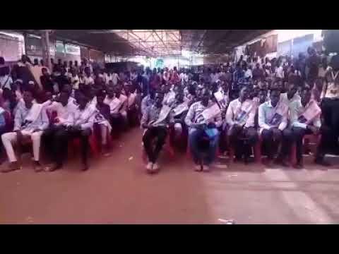 تخريج طلاب الجبهة الشعبية المتحدة UPF