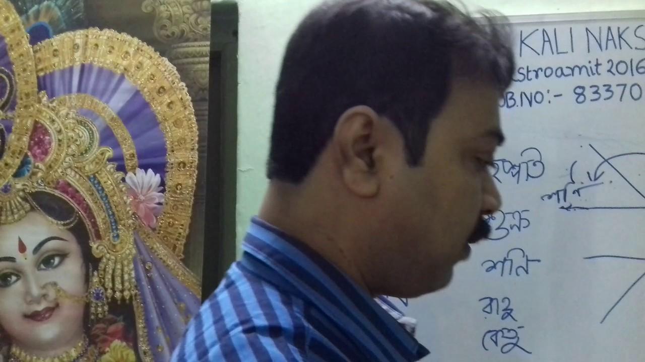 Astrology class in Bengali by Amit Sastri (3rd house & Sanir Sareysati ) by  amit sastri