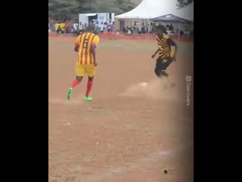 TOP AFRICAN FOOTBALL SKILLS