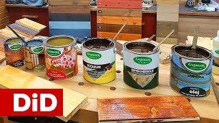 858. Preparaty: Oleje do drewna Koopmans