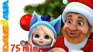 🎄 Christmas Songs Collection | Christmas Carol and Christmas Songs for Kids from Dave and Ava 🎄