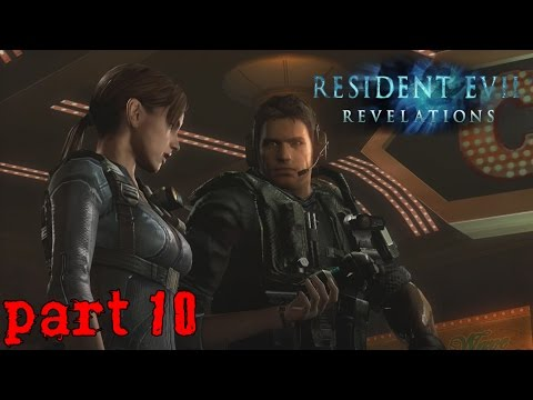 Reunited And It Feels SO GOOD -Resident Evil: Revelations- part 10