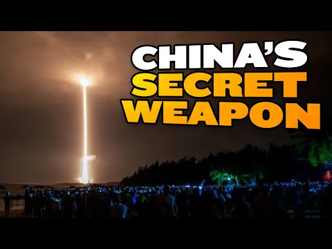 China Lights Up
