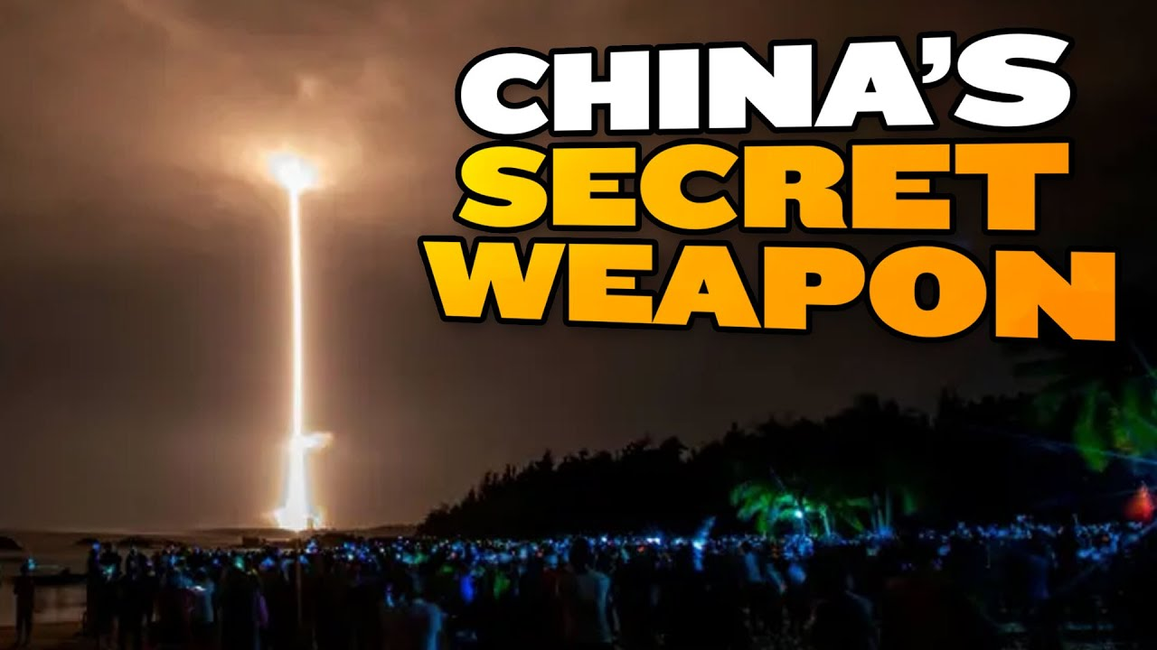China Lights Up the Sky with a Secret Weapon Test