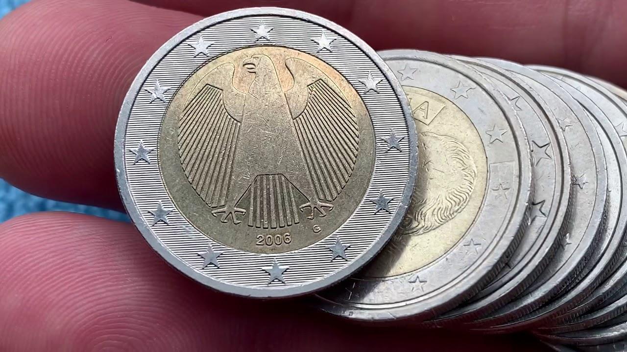 2 euro rare 2006