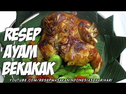 👩🍳Resep dan cara membuat ayam bekakak mantap👨🍳
