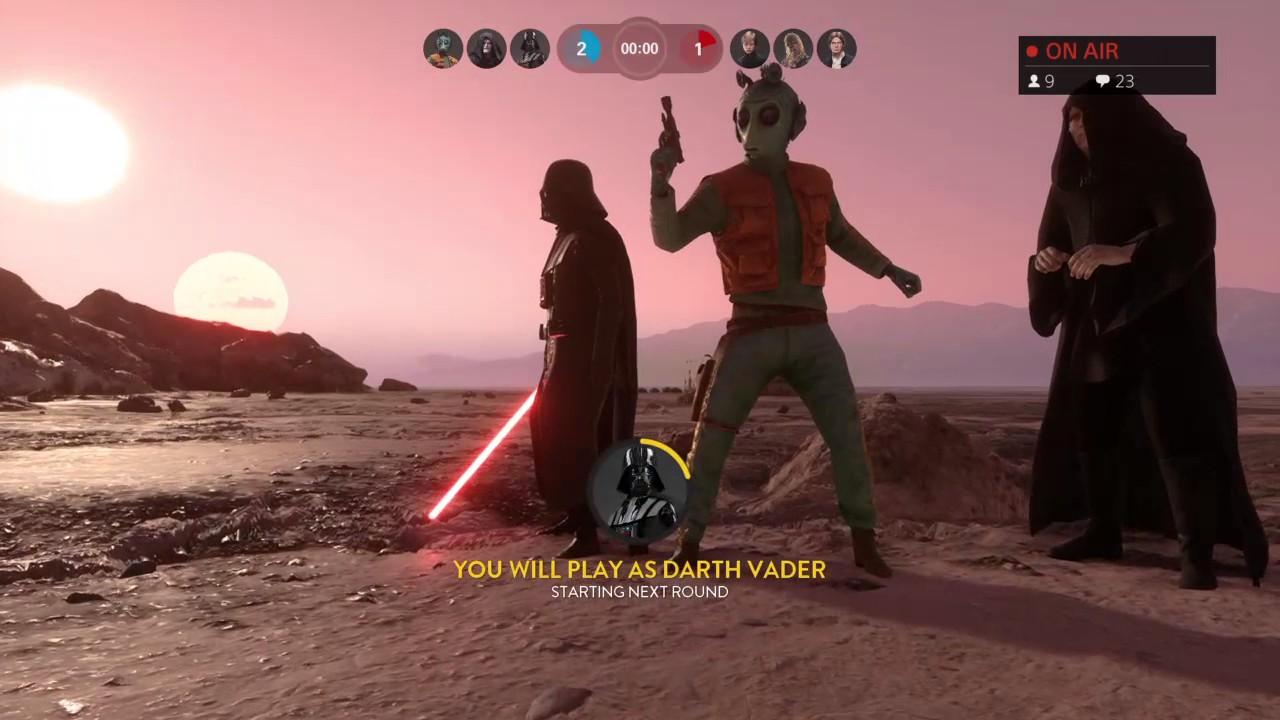 Live w Roske-Star Wars Battlefront  ( Live Stream) - Live w Roske-Star Wars Battlefront  ( Live Stream)