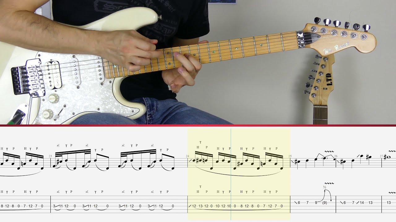kiko loureiro dilemma guitar tutorial youtube. Black Bedroom Furniture Sets. Home Design Ideas