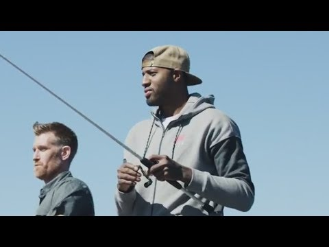 Paul George finds therapy in fishing | ESPN