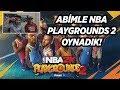 Gambar cover ABİMLE NBA PLAYGROUNDS 2 OYNADIK! Türkçe NBA Playgrounds 2 İlk Bakış