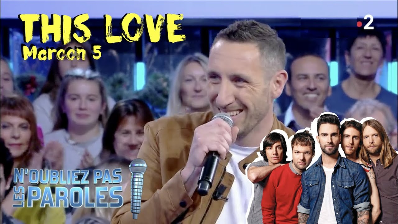 NOPLP Frank Cotty - This love (cover Maroon 5)