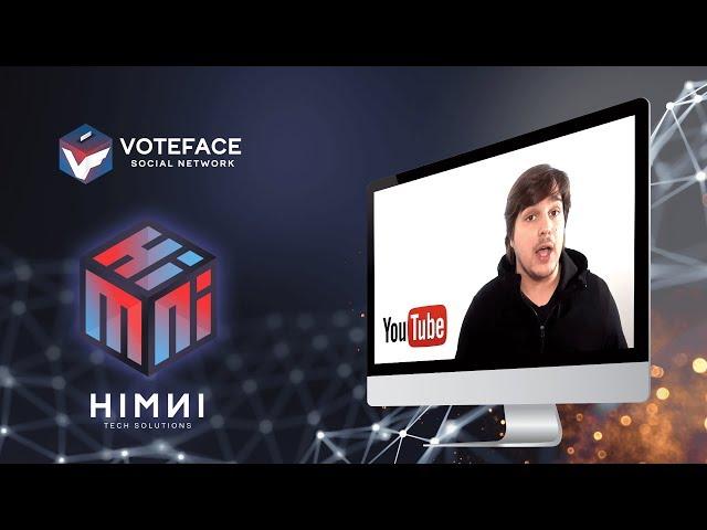HIMNI | Lucas Salles apresenta o aplicativo VoteFace