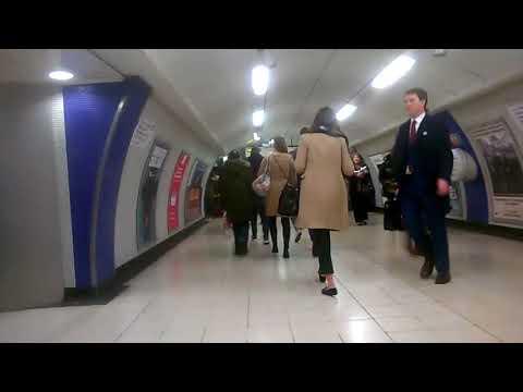 London Euston To London Liverpool Street