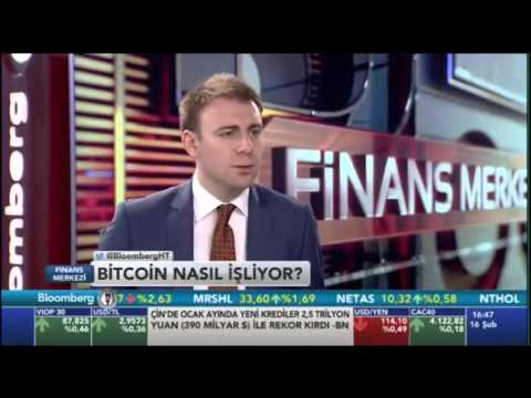 Bitcoin Bloomberg HT 16.02.2016 Finans Merkezi