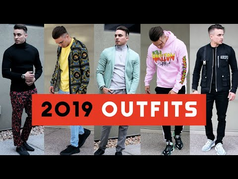 9904dceb429f How to Dress in 2019 + Top 15 New Fashion Trends! (Style Tips) - YouTube