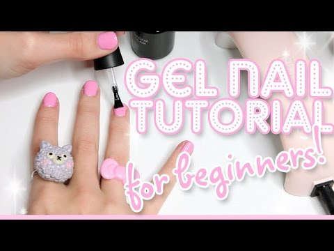 HOW TO APPLY & REMOVE SOAK-OFF GEL NAIL POLISH FOR BEGINNERS