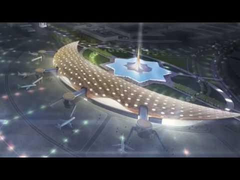 Новый Аэропорт в Грозном