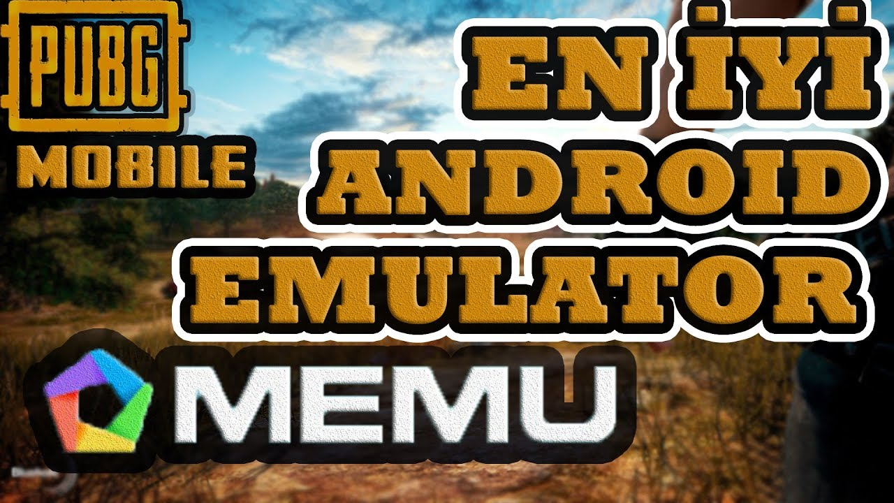 top android emulator for pubg