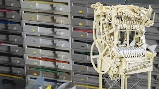 The Floppotron: Wintergatan - Marble Machine